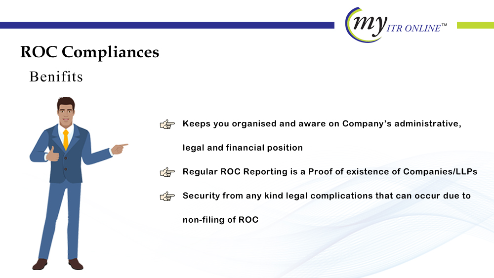 Benefits Of Roc Filing Compliance